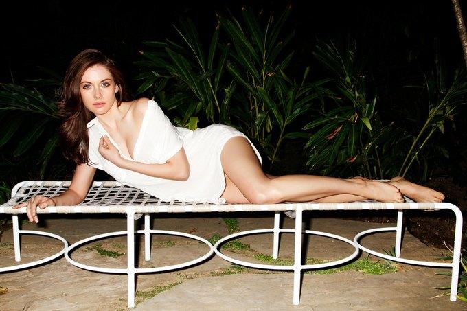 Актриса Элисон Бри снялась для американского Esquire. Изображение № 5.