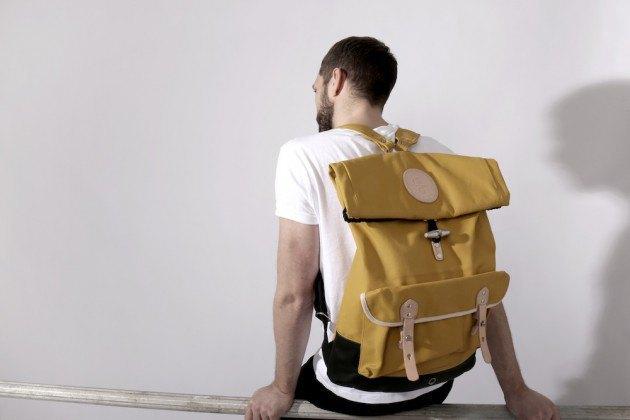 Марка Stighlorgan опубликовала лукбук весенней коллекции сумок. Изображение № 4.