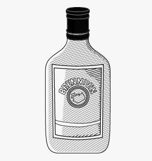 «Черная смерть»: Гид по бреннивину, национальному напитку Исландии. Изображение № 1.