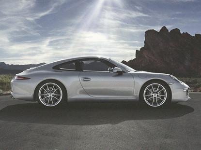 Новый Porsche 911 и эволюция его предшественников. Изображение №1.
