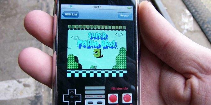Nintendo начнёт выпускать игры для мобильных устройств вместо Game Boy. Изображение № 1.