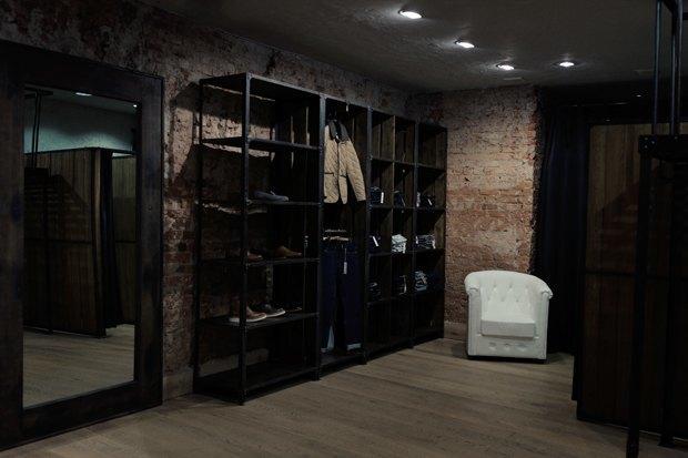 В Москве открывается новый мужской магазин Fancy Crew. Изображение № 1.