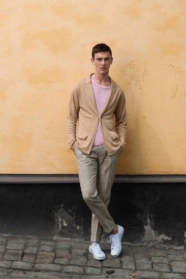 Марка Gant Rugger представила лукбук весенней коллекции одежды. Изображение № 10.