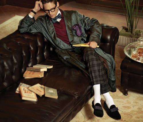 Изображение 13. Men's Digest: платки от Канье Уэста, флорентийская мода и фильм о гонщике-рекордсмене.. Изображение № 13.
