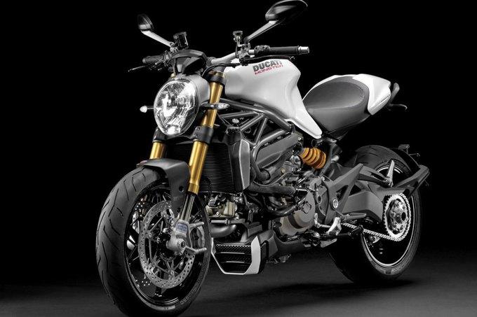 Ducati представил в Милане новый дорожный мотоцикл. Изображение № 3.