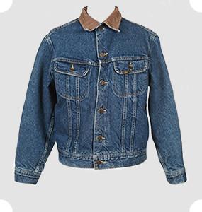 История и классические модели джинсовых курток. Изображение № 3.