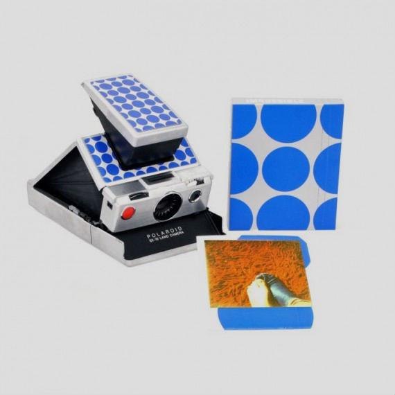 Новая модель фотоаппарата Polaroid. Изображение № 4.