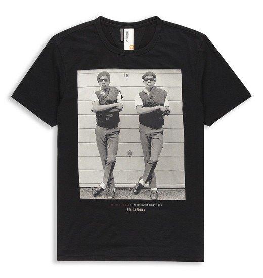 Марка Ben Sherman и музыкальный фотограф Джанет Бекман выпустили совместную коллекцию футболок. Изображение № 2.