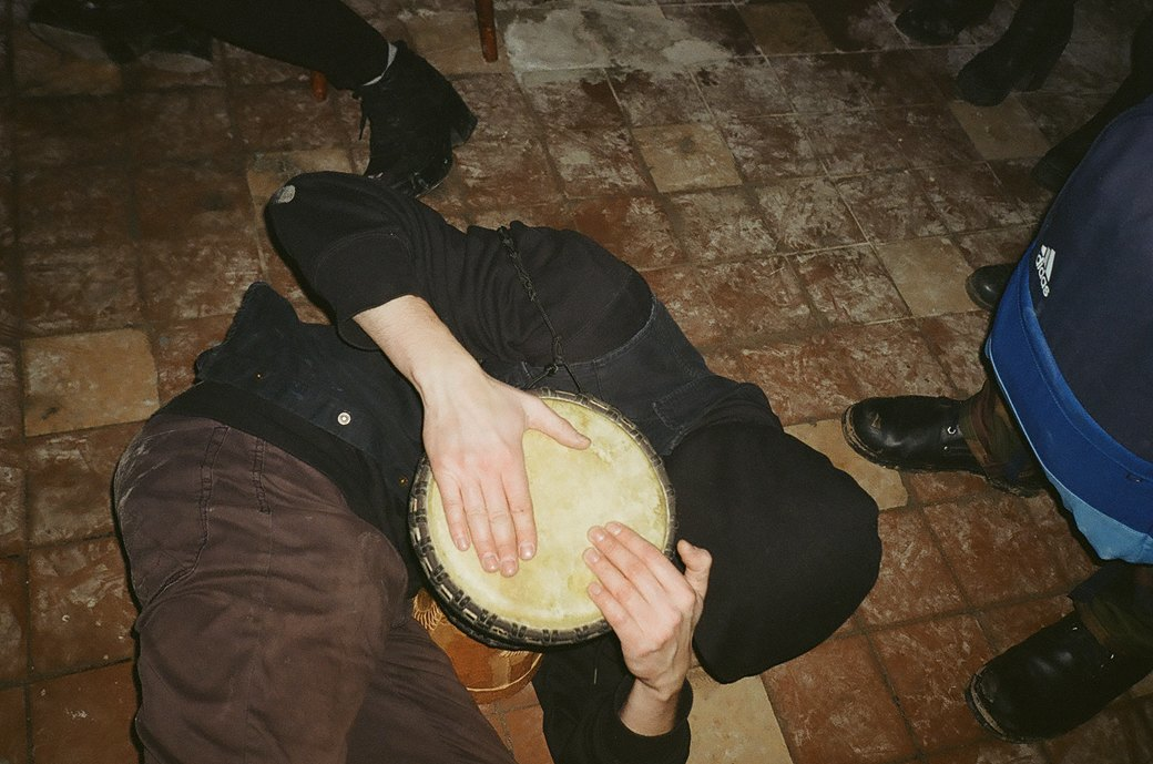 Фоторепортаж: Боровик Ералаш и The Cold Dicks на фестивале «Переугар». Изображение № 7.