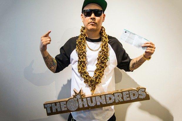 Марка The Hundreds и рэпер Ben Baller создали самую дорогую в мире золотую цепь. Изображение № 1.