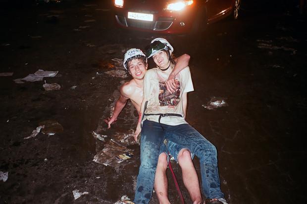 «Я инженер, детка!»: Репортаж с летнего безумия в бауманских общежитиях. Изображение № 3.
