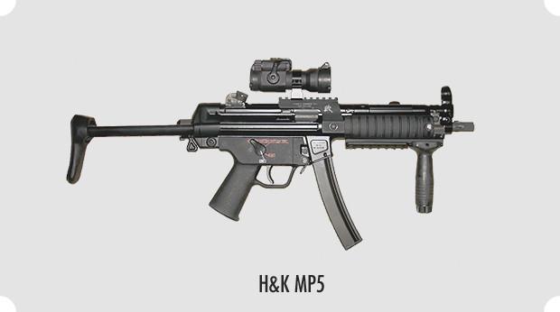 Прирожденные убийцы: Военная подготовка и оружие пяти самых сильных армейских подразделений мира. Изображение № 16.