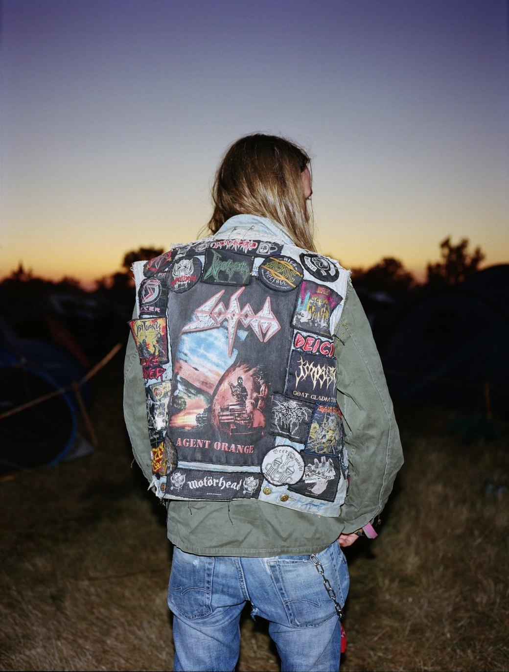 Цельнометаллическая оболочка: Путеводитель по курткам металлистов в формате фоторепортажа. Изображение № 35.