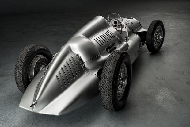 Уникальный болид Audi Auto Union 1939 года вернулся в Германию. Изображение № 3.
