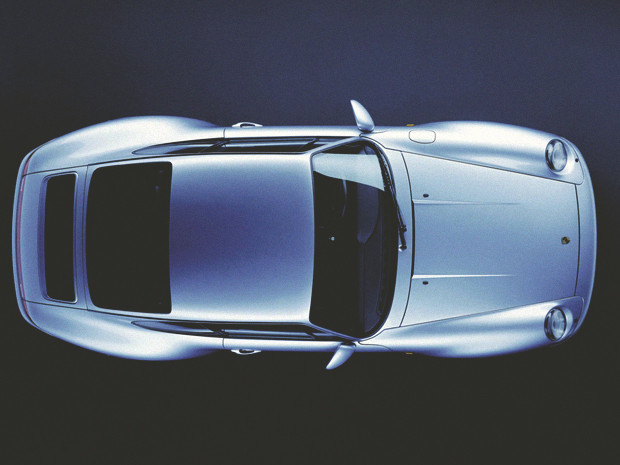 Новый Porsche 911 и эволюция его предшественников. Изображение №20.