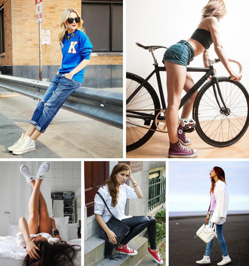 Sneaker porn: 10 Tumblr-блогов с красивыми девушками в кроссовках. Изображение № 4.
