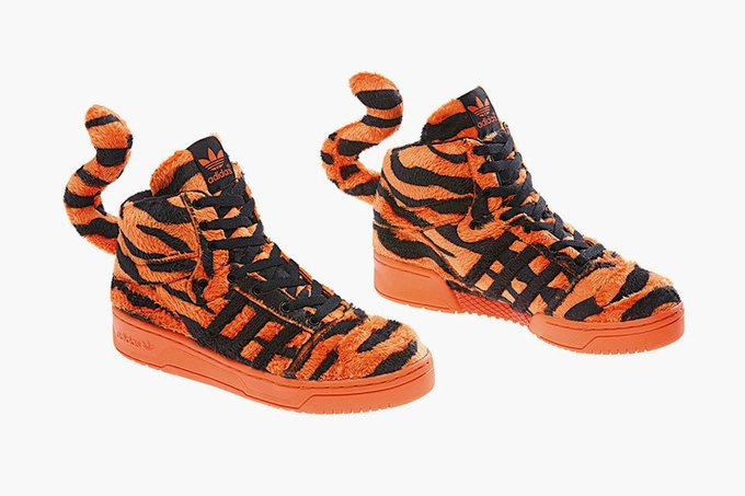 Джереми Скотт разработал новую коллекцию для Adidas Originals . Изображение № 14.