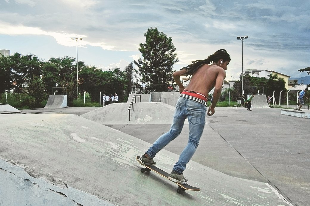 Доска почета: Несколько дней со скейтбордистами Сан-Паулу. Изображение № 12.
