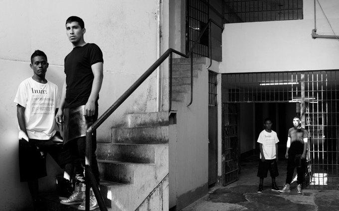 Как заключённые самой опасной тюрьмы Южной Америки шьют дизайнерскую одежду. Изображение № 5.