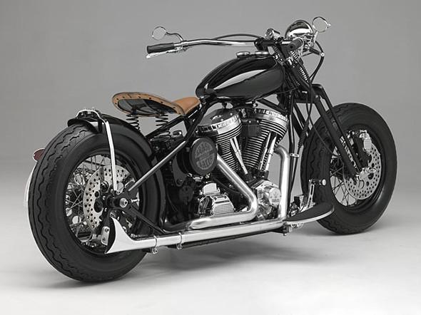 Motorcycle Club: современная мода на ретро-байки. Изображение № 15.