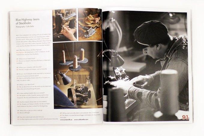 Роспечать: 15 журналов о мужском стиле, которые можно купить в Москве. Изображение № 59.