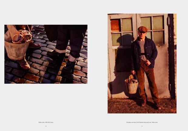 Марка Levi's Vintage Clothing выпустила лукбук осенней коллекции одежды. Изображение № 29.