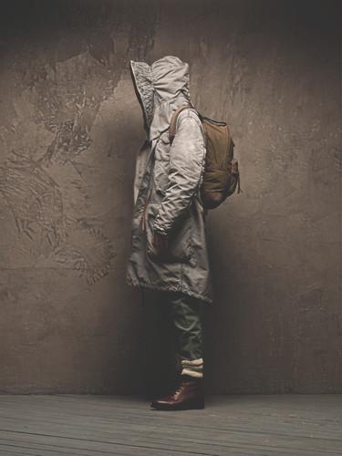Российская марка Grunge John Orchestra. Explosion представила превью новой коллекции. Изображение № 10.