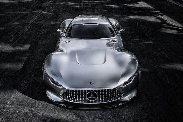 В США воплотят в жизнь суперкар Mercedes-Benz AMG Vision из игры Gran Turismo. Изображение № 1.