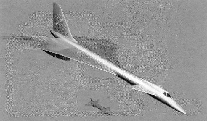 ТУ-135. Изображение № 2.