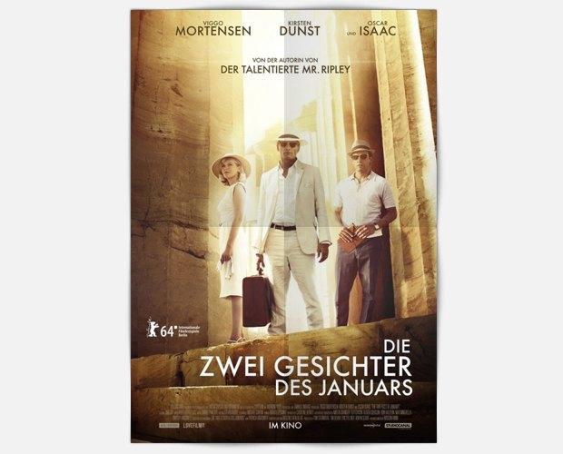 Трейлер дня: «Два лика января». Психологический триллер автора «Талантливого мистера Рипли». Изображение № 1.