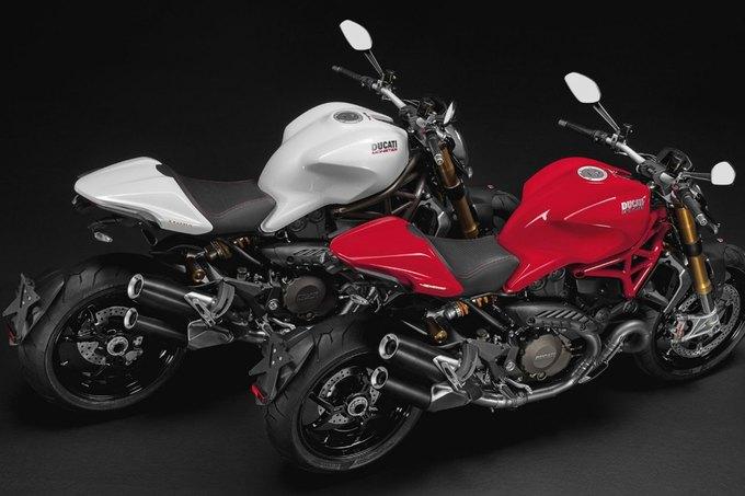 Ducati представил в Милане новый дорожный мотоцикл. Изображение № 4.