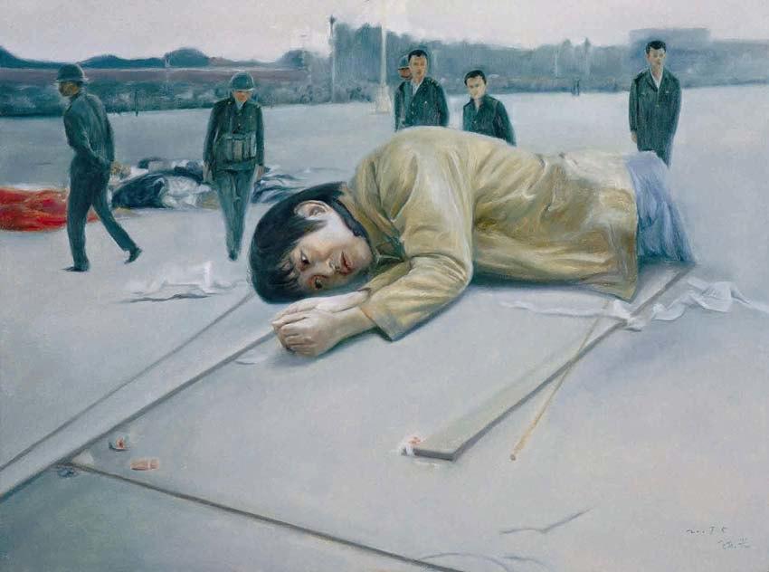 Кроме Ай Вэйвэя: Краткий гид по протестному искусству Китая. Изображение № 7.
