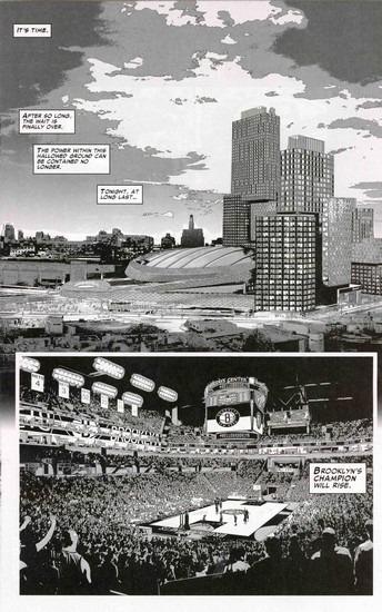 Marvel представили первого в истории супергероя-баскетболиста. Изображение № 5.