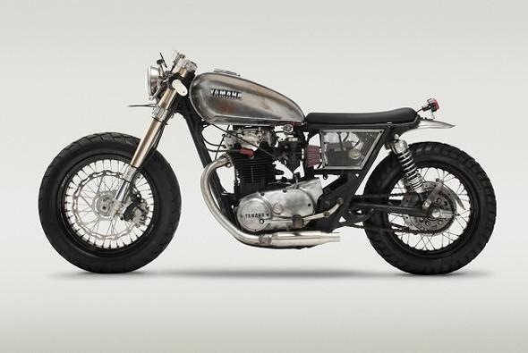 Motorcycle Club: современная мода на ретро-байки. Изображение № 14.
