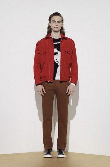Марка Opening Ceremony опубликовала лукбук осенней коллекции одежды. Изображение № 24.