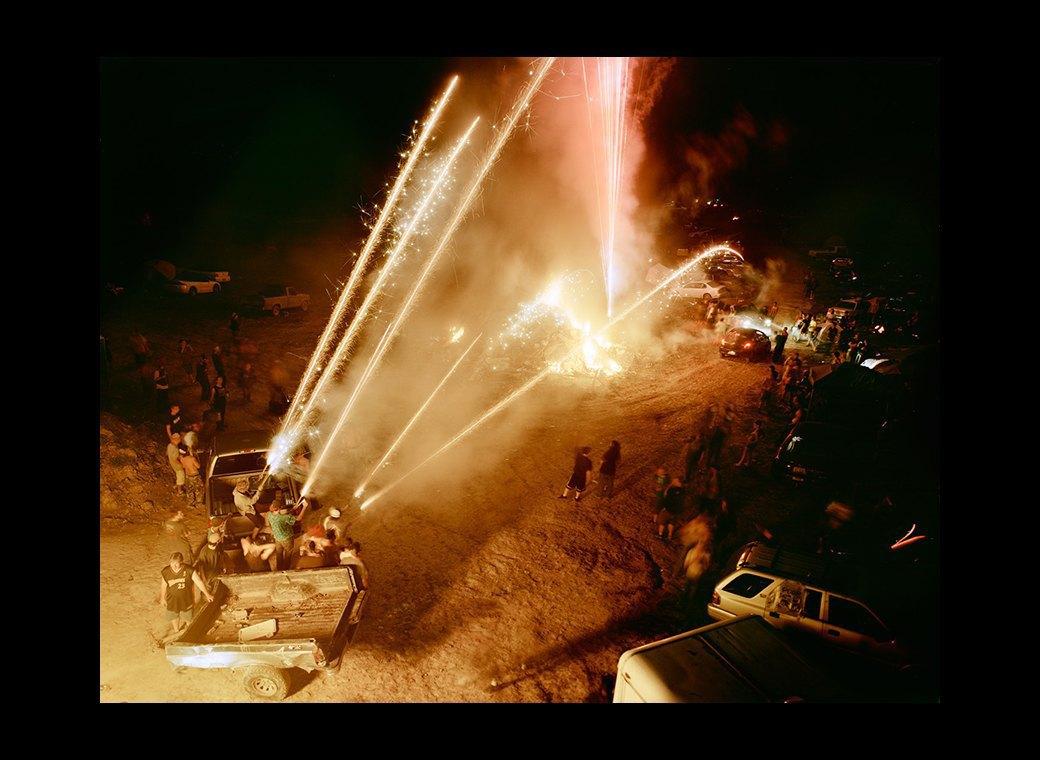 Как живут члены анархистского сообщества «Левиафан» в штате Огайо. Изображение № 10.