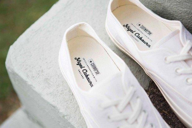 Марки Nigel Cabourn и Converse представили совместную коллекцию обуви. Изображение № 11.