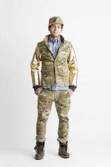 Марка Billionaire Boys Club опубликовала лукбук весенней коллекции одежды своей линейки Bee Line. Изображение № 15.