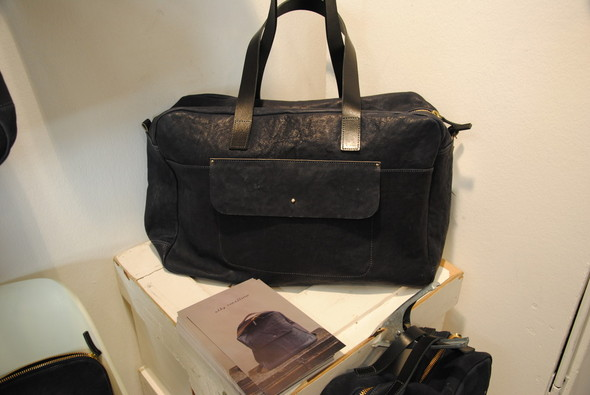 Похожей на рюкзак сделали и сумку.. Изображение № 8.