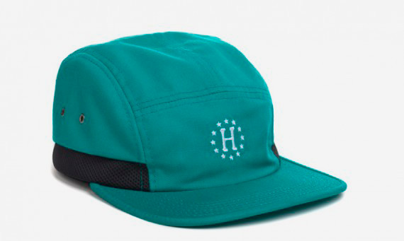 Калифорнийская марка Huf выпустила вторую часть весенней коллекции одежды. Изображение № 34.