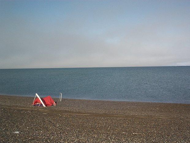 Вершина мира: Как я провел 26 дней на Аляске. Изображение № 20.