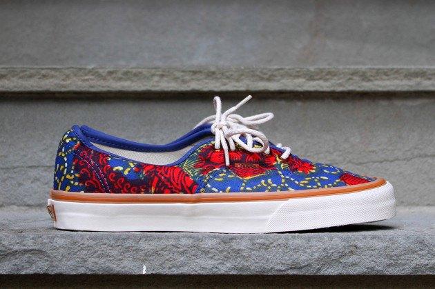 Марки Bodega и Vans Vault выпустили совместную коллекцию обуви. Изображение № 2.