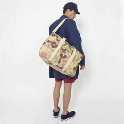 Новая коллекция камуфляжных сумок марки Wood Wood. Изображение № 1.