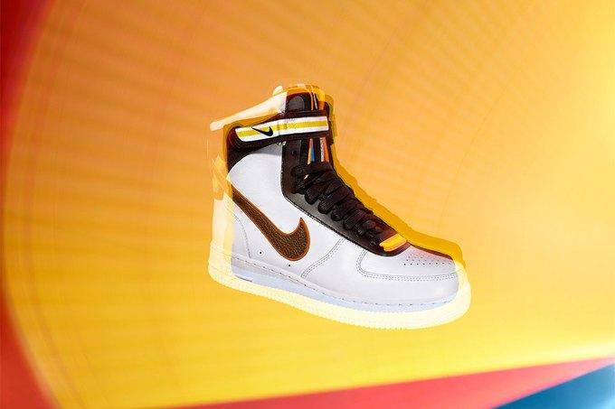 Марка Nike и Рикардо Тиши показали новую совместную коллекцию кроссовок. Изображение № 5.