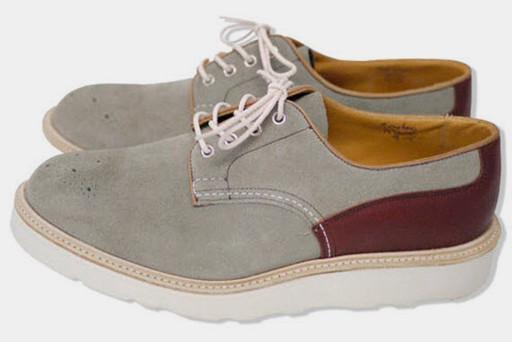 Марки Cash Ca и Trickers выпустили совместную коллекцию обуви. Изображение № 2.
