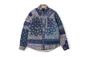 Японская марка Visvim представила первую часть весенней коллекции одежды. Изображение № 10.