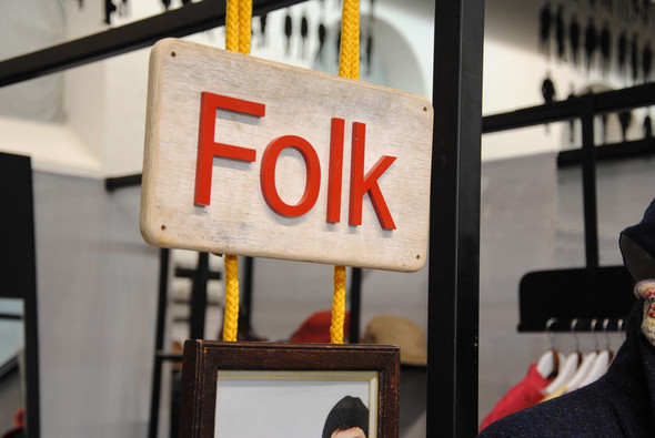 Стенды Folk, Filson и Penfield на выставке Pitti Uomo. Изображение № 1.