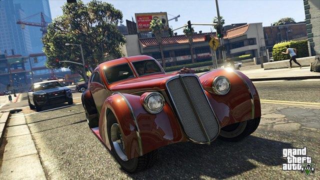 Выход GTA V на компьютеры отложили на 2015 год. Изображение № 5.