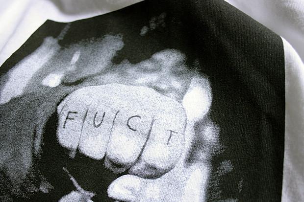 Американская марка Fuct опубликовала первую часть весеннего лукбука. Изображение № 3.