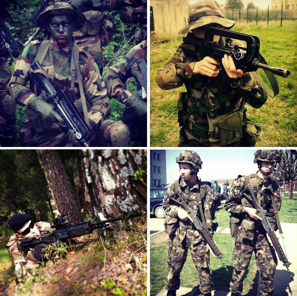 Что публикуют в своих Instagram военные разных стран. Изображение № 7.